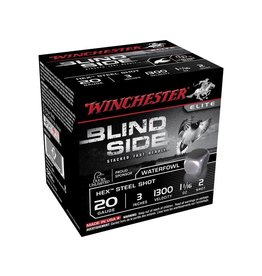 WINCHESTER Winchester Blind Side Shotshell 25rd/Box