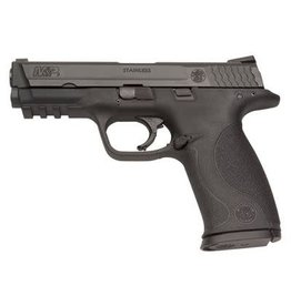 Smith & Wesson Smith & Wesson M&P 40 Semi Auto Pistol 40 , 4.25 in Interchangeable Backstrap Grp, 10+1 Rnd, Blk Frame