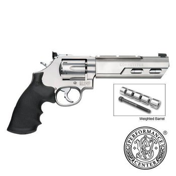 Smith & Wesson Smith & Wesson 629 Performance Center Revolver 44 MAG 6 in, Syn Grp, 6 Rnd, Large S/S Frame