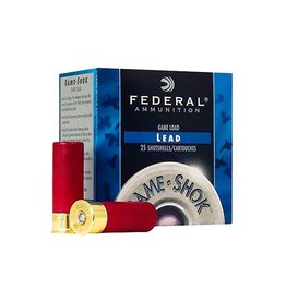 Federal Federal Game-Shok Upland-Hi-Brass Shotshell 25rd/Box