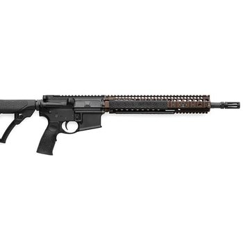 Daniel Defense Daniel Defense M4A1 5.56 Nato, 14.5'' Barrel, Black with FDE Handguard