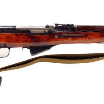 SOVIET SKS SEMI C.7.62X39
