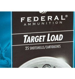 Federal Federal  Top Gun Target Shotshell 12 GA, 2-3/4 in, No. 7-1/2, 1 oz, 3.07 Dr, 1250 fps, 25 Rnd. single