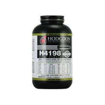 Hodgdon H4198 HOD CAN 1 LB HODGDON