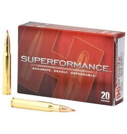 Hornady Hornady  Superformance Rifle Ammo 243 WIN, SST, 95 Grains, 3185 fps, 20, Boxed