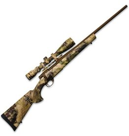 HOWA LEGACY Howa Hogue Bolt Action Rifle 270 WIN, RH, 22 in Austrian Brown Cerakote, Syn Stk, 5+1 Rnd, Two Stage Trgr