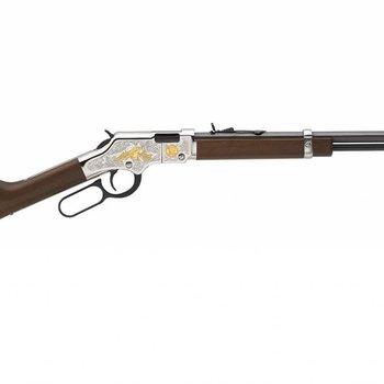Henry Henry Golden Boy Lever Rifle H004SAT 22LR 20'' 2nd Amendment Tribute 16rd
