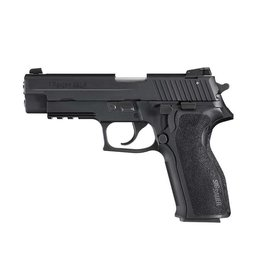 Sig Sauer Sig Sauer  P226 Classic 22 Semi Auto Pistol 22 LR, 4.5 in Poly Grp, 10+1 Rnd, Full Sz Blk Frame, SA/DA Trgr