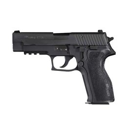 Sig Sauer Sig Sauer 226R-9-BSS P226 Semi Auto Pistol 9MM, 4.4 in, Poly Grp, 10+1 Rnd, Fixed Night, Full Sz Blk Frame, SA/DA Trgr