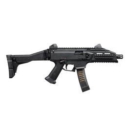 "CZ CZ  Scorpion Evo 3 S1 Semi-Auto Tactical Pistol 9MM 7"" Bbl,5 Rnd, Low Profile Sight"