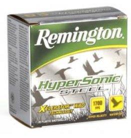 Remington Remington HSS12MB HyperSonic Steel Shotshell 12 GA, 3 in, No. BB, 1-1/4 oz, 1700 fps, 25 Rnd per Box