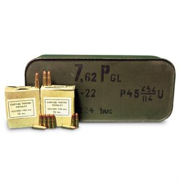 7.62 x 25MM AMMO, 2520RDS