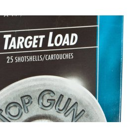 Federal  Top Gun Target Shotshell 12 GA, 2-3/4 in, No. 7-1/2, 1 oz, 3.07 Dr, 1250 fps, 25 Rnd. 10 boxes single