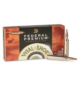 Federal Federal 7mm Rem Mag P7RTC3 Premium Vital-Shok Rifle Ammo  150 GR 3025fps 20/box
