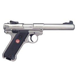 """Ruger Ruger  Mark IV 22LR 5.5"""" S/S Target"""
