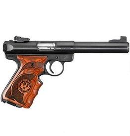 Ruger Ruger  Mark IV 22LR 5.5'' Target laminate Grip Adjustable Rear sight