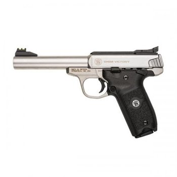 Smith & Wesson Smith & Wesson SW22 Victory Semi-Auto Pistol 22LR 5.5'' 10Rd Single Action SW22