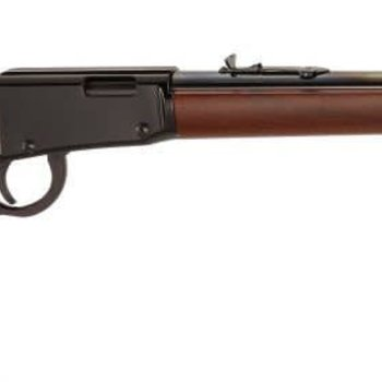 Henry Henry Lever Rifle H001 22LR Ambi BluedWood Classic 18.25 In 15+1rd