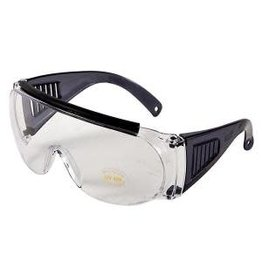 Allen safety glasses 2169 UV400 suitable for low average sunlight