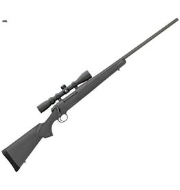 "Remington Remington 700 ADL Bolt Action Rifle Combo w/ 3-9x40 scope, 24"", Black syn 243 WIN"
