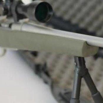 HOWA Howa Hogue Creakote 270win H158 Stainless - Rifle only Std Grn 270WIN