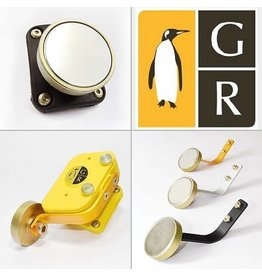 Guga Ribas Guga Ribas Frontal Magnetic Attachment Gold