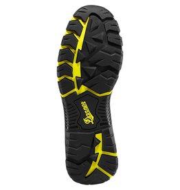 Danner size9 TrailTrek 4.5'' Gray/Yellow 9
