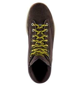 Danner Explorer size10 650 6'' Dark Brown/Lime Green 10