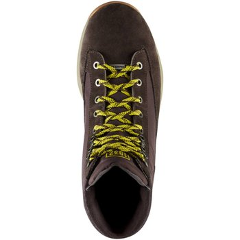 Danner Explorer size10 650 6'' Dark Brown/Lime Green 10