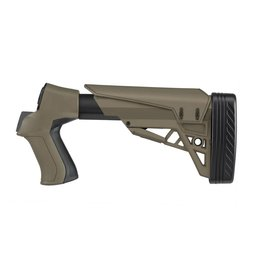 ATI ATI B1202007 T3 Adjustable Shotgun Stock, 12 Ga, Flat Dark Earth