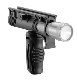 Wolverines Ltd FAB Two-position Foregrip & Flashlight Mount