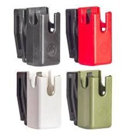 Ghost Ghost 360 Magazine white pouch ipsc Universal belt clips