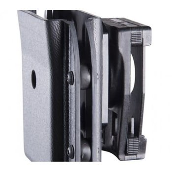 Ghost USA Ghost magazine pouch for Rifle mags rotation clip for AR15/M4 models black