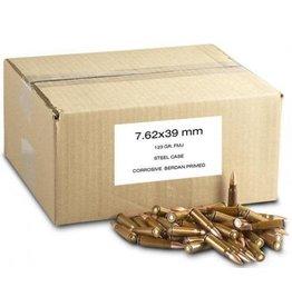 7.62*39 Army Surplus ammo fmj 123gr  20ct/box Czech Republic