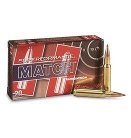 Hornady Hornady, Superformance, .308 Winchester, ELD Match, 168 Grain, 20 Rounds