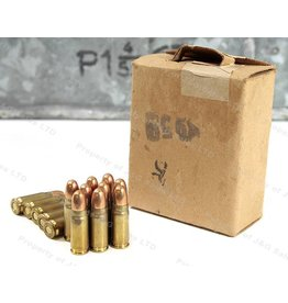 7.62x25MM AMMO, 70rd/box surplus single