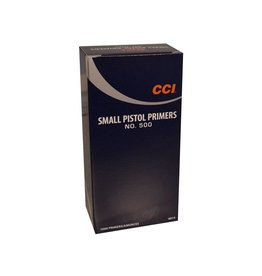 CCI CCI. #500 Std Small pistol Primers 1000ct/pack