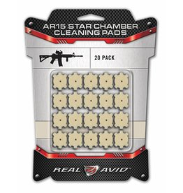 Real Avid Real Avid ar15 star chamber cleanning pads