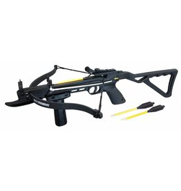 BOLT Crossbow BOLT Crossbows The Seeker Recurve Crossbow, 80 lb., Full Stock