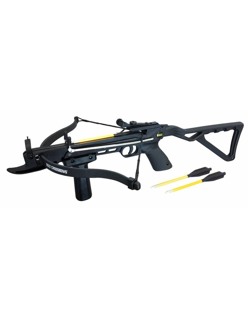 Bolt crossbow bolt crossbows the seeker recurve crossbow for Crossbow fishing bolts