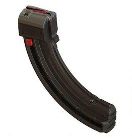 Butler Creek Butler Creek Magazine Savage A17 17 Hornady Magnum Rimfire (HMR) 25-Round Polymer Black