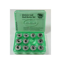 Lee Lee Universal Shellholders, Package of 11.Includes shellholders: #1, #2, #3, #4, #5, #7, #8, #9, #10, #11 and #19