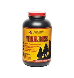 Hodgdon Hodgdon Trail Boss Smokeless Powder - 9oz Container