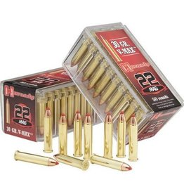 Hornady Hornady Varmint Express .22 WMR 30 Grain V-MAX 50 rounds