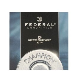 Federal Fed. #150 Primers Large Pistol