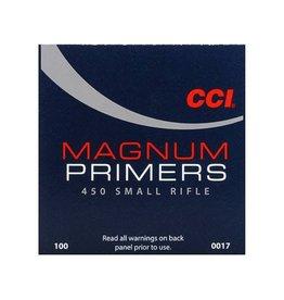 CCI CCI #450 Magnum Small Rifle Primers (1000pk)
