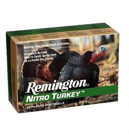 Remington Nitro Turkey MAG 12 Gauge, 3 1/2, 1300 velocity 2 oz. shot, 5 shot