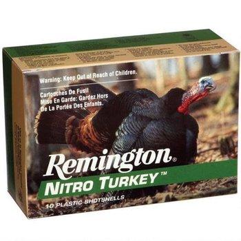 Remington Remington Nitro Turkey Mag, 12 gauge, 3 1/2, 1300 velocity, 2 oz shot, 4 shot