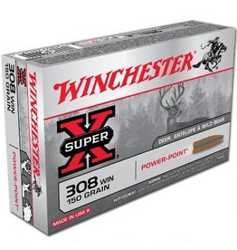 WINCHESTER Winchester 308 Win 150gr Power Point