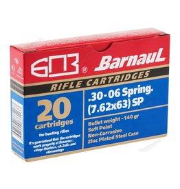 Barnaul Barnaul 30-06 Sprg 140gr Soft Point